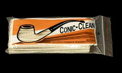 Elenpipe Conic Clean White